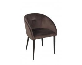 Кресло ELBE коричневый