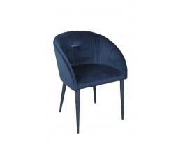 Кресло ELBE синий