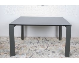 Стол обеденный BRISTOL B керамика мокрый асфальт