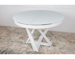 Стол обеденный EDINBURH белый