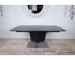 Стол обеденный MICHIGAN керамика коричневый