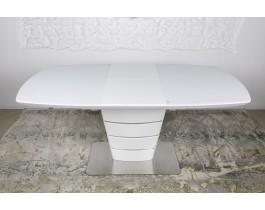 Стол обеденный ATLANTA 120 белый