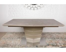 Стол обеденный BALTIMORE керамика мокко