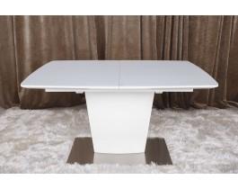 Стол обеденный CHICAGO 160 белый