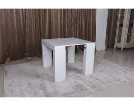 Стол обеденный MANCHESTER белый