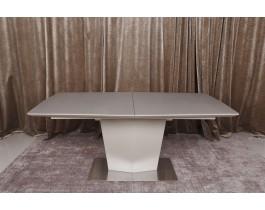 Стол обеденный MICHIGAN стеклокерамика мокко