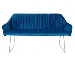 Кресло - банкетка BENAVENTE синий