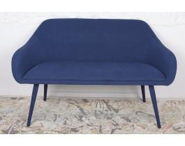 Кресло - банкетка MAIORICA темно-синий