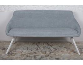Кресло - банкетка TOLEDO рогожка бледно-бирюзовый