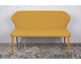 Кресло-банкетка VALENCIA желтый