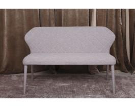 Кресло-банкетка VALENCIA светло-серый