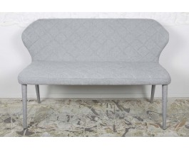 Кресло-банкетка VALENCIA серый
