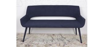 Кресло - банкетка BARCELONA темно-синий
