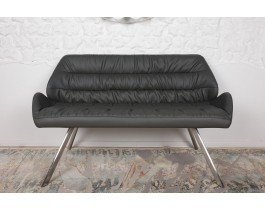 Кресло - банкетка TENERIFE темно-серый