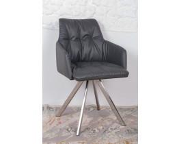 Кресло поворотное LEON темно-серый