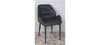 Кресло SEVILLA темно-серое