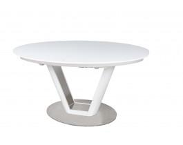 Стол обеденный DENVER белый