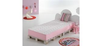 Матрас Karibian Descanso Pink 90х200