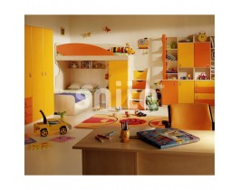 Коллекция детской мебели L-class Snite