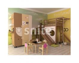 Коллекция детской мебели Snyland Uni Snite