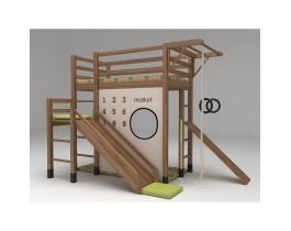 Кровать детская-игровой блок Snyland Uni Snite