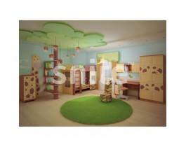 Коллекция детской мебели ZOO Жираф 1 Snite