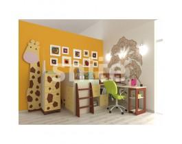 Коллекция детской мебели ZOO Жираф 2 Snite