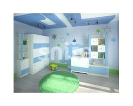 Коллекция детской мебели ZOO Слон Snite