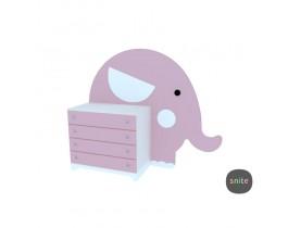 Комод с приставкой-зверушкой Zoo Слон Snite